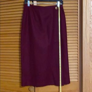 Skirt very nice fabric wool